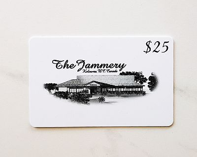 Gift Card $25 - Jammery