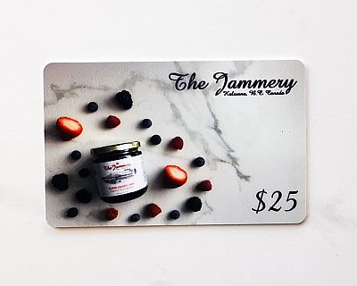 Gift Card $25 - Berries