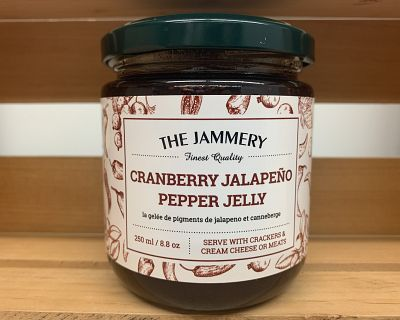 Cranberry Jalapeno Pepper Jelly